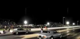 No Prep Shootout! 11-9-2013 Street outlaws!