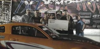 STK Racing Kayla Morton wins Redemption 8.0 !!