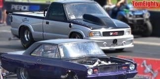 Street Outlaws Dominator vs Jackie Knox