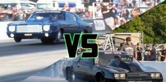 Street Outlaws SHOWDOWN - KYE KELLEY vs DOC $5,000 Grudge Race!