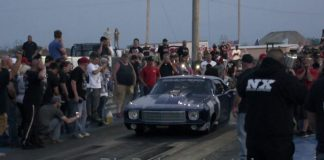 StreetOutlaws Doc's quest for Victory Kansas No Prep 2017