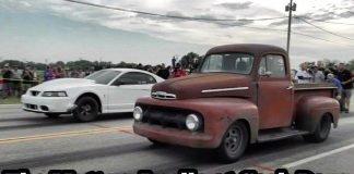 The Mutt Turbo Truck vs Apollo Turbo Cobra at Cash Days Oklahoma
