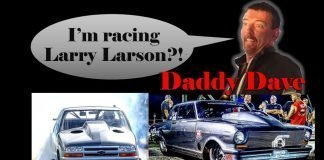 Daddy Dave vs Larry Larson at the Memphis Street Outlaws No Prep