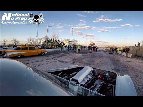Jeff Lutz vs Megalodon in the Nuclear No Prep event at Cordova