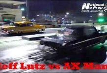 Jeff Lutz vs The Ax Man in the Nuclear No Prep at Cordova