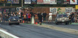 KILLER RACE !! ProCharged VEGA -vs- Urban Hillbilly NOVA