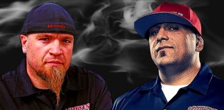 Street Outlaws Burnouts