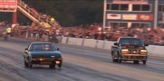 Street Outlaws Turbo Rotary Mazda RX-7 - OKC NoPrep