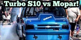 Turbo S10 Flat Out Runs at Outlaw Armageddon!!