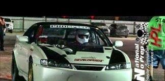 White Rice vs Killer Nitrous Camaro at the dirty south no prep