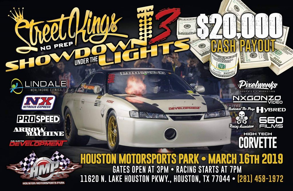 Showdown under the lights 3