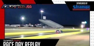 A Small Tire Mustang Exciting Finish At Redemption 10 0
