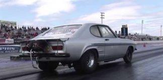 AUSSIE Racer Hits The STATES -vs- Murder Nova