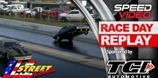 Awesome Finish Line Wheelie By Jason Hoard At The 2019 U.S. Street Nationals
