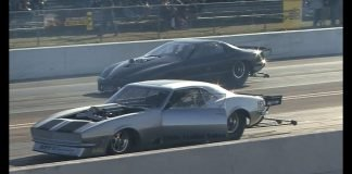 BIRDMAN -vs- The MISTRESS  - Tulsa Raceway Park