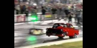Boddie vs Larry Larson at the Memphis Street Outlaws No Prep