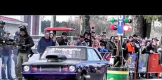 Dominator vs Doc at Galot NC street outlaws live event