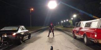 Farmtruck VS Shane - Starting Line Uncut Video