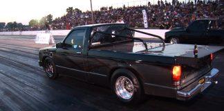 KILLER COMEBACK! Blown Chevy vs Turbo Sonoma