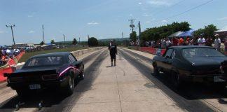 LEGAL STREET RACING - BIG TIRE - Hartshorne Street Drags
