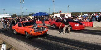 LEGAL STREET RACING Small Tire - Hartshorne Oklahoma