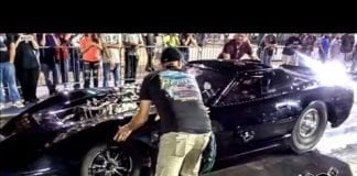 Murder Nova vs Big Block Killa Vette at Memphis Street Outlaws No Prep