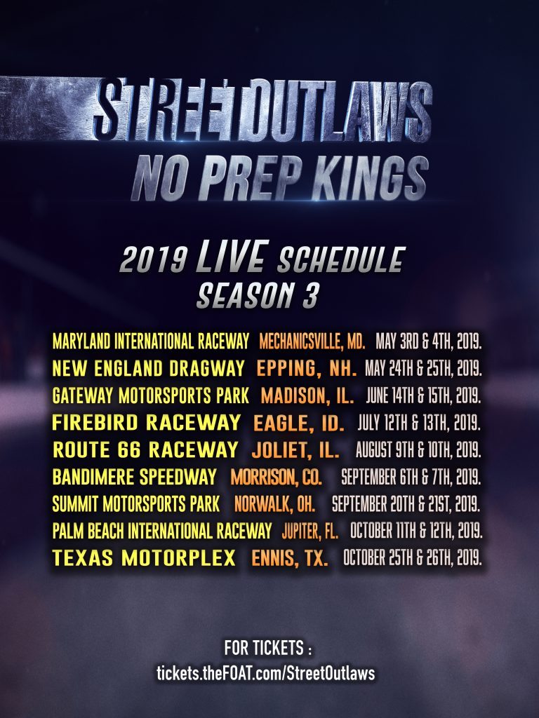 No Prep Kings Season 3 2019