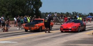 RACING At Old Military AIRSTRIP !!! King Of The  28's