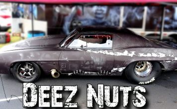 Reapers New 4000hp Procharged Camaro: Street Outlaws Deez Nuts