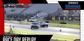 Ryan Hall Has A Close Call At Redemption 10 0