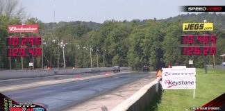 SN95 Wheelie Coyote Stock NMRA- All Ford World Finals