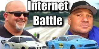 Street Outlaws: Chuck -vs- Ken Jo Internet Battle