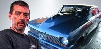 Street Outlaws Daddy Dave Drag Racing Goliath 2.0 at Outlaw Armageddon 3