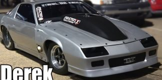 Street Outlaws Derek Travis, what has he been up to?