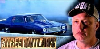 Street Outlaws: Doc's 1970 Monte Carlo racing at Thunder Valley Raceway