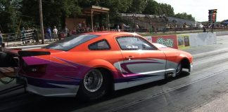 Street Outlaws - KAYLA'S ProCharged Big Tire Mustang