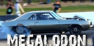 Street Outlaws Megalodon ProCharged 69 Camaro