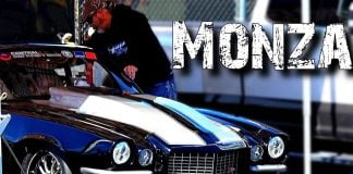 Street Outlaws Monza converts to Twin Turbos