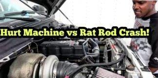 The Hurt Machine vs Rat Rod Crash at Bounty Hunters No Prep