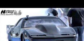 Turbo Trans Am vs Hell Boy at No Prep Mayhem