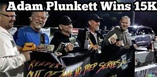 Adam Plunkett Wins 15k in a Small Tire Nitrous Camaro
