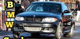 BMW Solid Run and Crash at Thunder Valley Oklahoma