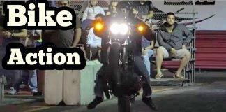Bike Action at EMP No Mans Land