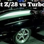 Camaro Z/28 vs Turbo s10 at EMP's No mans land