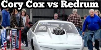 Cory Cox Nitrous Firebird vs Redrum at The Out of Time No Prep Series