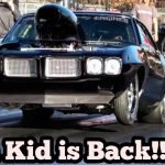 Da Kid is Back with a Bigger Motor testing at Thunder Valley Oklahoma