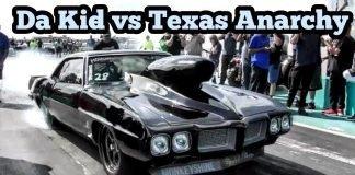 Da Kid vs Texas Anarchy at Bounty Hunters No Prep