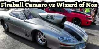 Fireball Camaro vs Wizard of Nos at Bounty Hunters No Prep