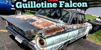 Guillotine Falcon vs Supercharged Camaro at No Mans Land EMP