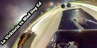 La Vicktoria Turbo S10 vs Mad Dog Ed Procharged Fox